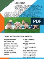 Diabetes Presentation