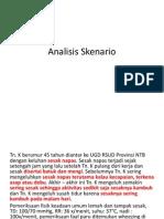 Analisis Skenario Asma