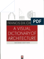 A Visual Dictionary of Architecture - Second Edition