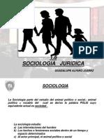 Clase de Sociologia Juridica