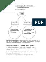 14va Clase de Legislacion Infomatica