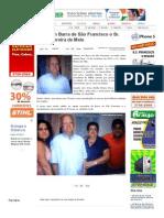 SiteBarra » Morre em Barra de São Francisco o Sr