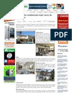 SiteBarra » Os imóveis residenciais mais caros de São Paulo