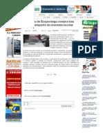 SiteBarra » Prefeitura de Ecoporanga compra baú para o transporte da merenda escolar