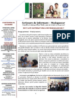 Foaie de Informare Madagascar Noiembrie 2013