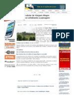 SiteBarra » Torre de celular de Vargem Alegre continua só enfeitando a paisagem