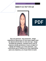 Cv Giuliana Guillermo Cristobal