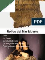 Manuscritos de Qumrám