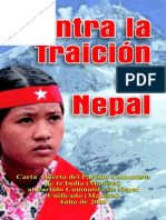 Contra La Traicion en Nepal