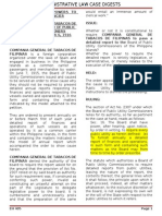 119733869 Admin Case Digest