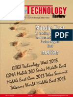 Expert Technology Review, Oct 2013
