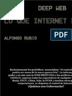 5. Alfonso Rubio - Deep Web
