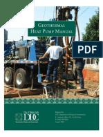 Geothermal Pump Handbook