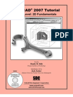 AutoCAD® 2007 Tutorial