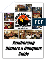 Fundraising Banquet Manual