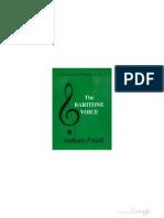 The Baritone Voice
