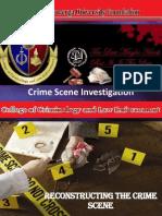 Reconstructing the Crime Scene