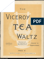 The Viceroy Tea Waltz