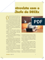 Entrevista Com o Chefe Do DECEX - EB