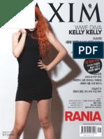 Maxim Korea - January 2012