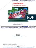 Treinamento Tv Plasma Panasonic 103''