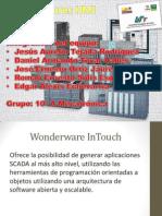 Exposicion Softwares HMI