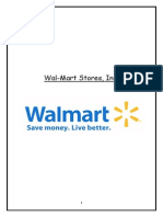 wallmart project report