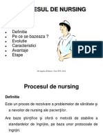 Curs 3 Procesul de Nursing