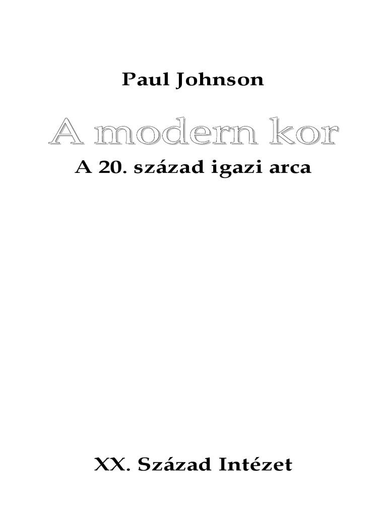 Paul Johnson - A Modern Kor a42bfaa30d