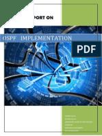 OSPF PROJCT WORD1