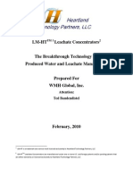 LM-HT Leachate Concentrators