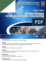 buku saku pembangunan permukiman dan perumahan