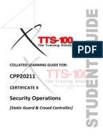 CertII Collated LG.static Crowd Control.2012.V1