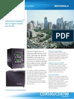 Folder Repetidora CDR500-700