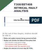 Symmetrical Fault
