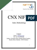 Nifty Freefloat Method New