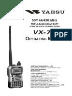 VX-7R