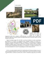 Plano Urbano de Carcassonne