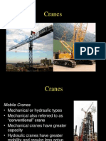 Crane Notes
