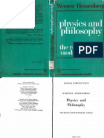 Heisenberg Physics Philosophy