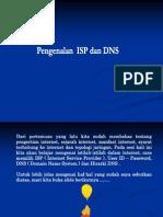 Pengenalan ISP dan DNS