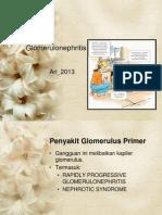 Glomerulonephritis & Nephrotic Syndrome