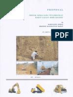 Proposal Kerjasama Penambangan Bauksit Di Kalimantan Barat