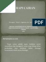 TERAPI CAIRAN XLE