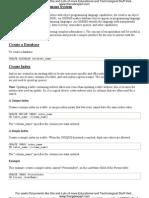 Object Database Management System
