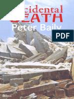 Peter Baily - Accidental Death.epub