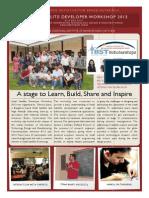 NewsLetter SpaceSchool