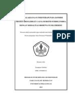 Penatalaksanaan Fisioterapi pada Kondisi Frozen Shoulder et causa Bursitis Subdeltoidea dengan Modalitas Shortwave Diathermy