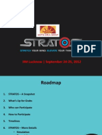 IIML Stratos Competition Guidelines