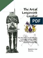 Medieval - The Art of Longsword Combat - Book 1